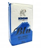 Bonomi Blu (Бономи Блю) кофе молотый (250г), вакуумная упаковка
