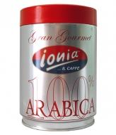 Ionia 100% Arabica (Иония 100% Арабика), кофе молотый (250г), жестяная банка