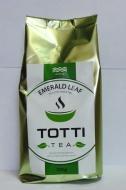 Чай зеленый TOTTI Tea Emerald Leaf (Изумрудный Лист) листовой, 250 г