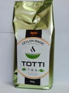 Чай черный TOTTI Tea Ceylon Magic (Магия Цейлона) листовой, 250 г.