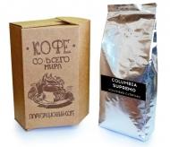 Кофе в зернах СВЕЖЕЙ ОБЖАРКИ Esperanto COLUMBIA SUPREMO (Эсперанто Колумбия Супремо), моносорт, 0,5 кг