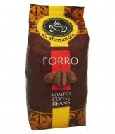 Кофе в зернах Da Alessandro Forro (Де Алессандро Форро) 1кг, вакуумная упаковка