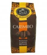 Кофе в зернах Da Alessandro Carimbo (Де Алесандро Каримбо) 1кг, вакуумная упаковка