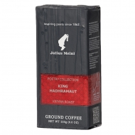 Кофе в зернах Julius Meinl King Hadhramaut (Юлиус Майнл Король Хадрамаут), 250 гр., вакуумная упаковка