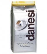 Danesi Gold (Данези Голд), кофе в зернах (1кг), вакуумная упаковка