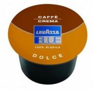 Кофе в капсулах Lavazza BLUE Espresso Caffe Crema Dolce (Лавацца Блю Эспрессо Кафе Крема Дольче) для кофемашин Лавацца Блю, упаковка 100 капсул