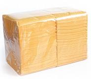 Салфетки БикПак желтые 24х24 300шт.