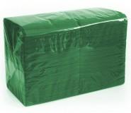 Салфетки БикПак зеленые 24х24 300шт.