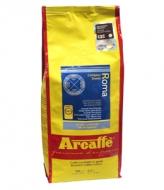 Arcaffe Roma (Аркафе Рома), кофе в зернах (1кг), вакуумная упаковка